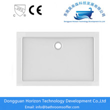 Factory making for Rectangle Shower Trays Rectangular acrylic shower tray supply to France Exporter