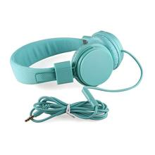 Wired headset with mic for iphone/PC