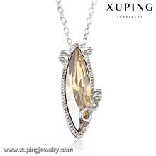 43235 Cristales del encanto de la moda del collar pendiente de la joyería de Swarovski