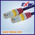 Singlemode G.652 / G.655 / G.657 ST-SC Optic Fiber Patch Cable In Optical Access Network(OAN)