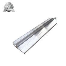 50x18 diameter 10.5mm aluminium extrusion p track profile for tent keder