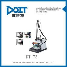 Chaudière à vapeur électrique industrielle de DT-75 avec la machine de vapeur de fer