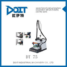 DT-75 industrial electric steam boiler with Steam Iron machine