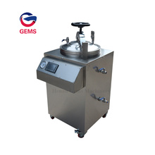 Steam Sterilizers for Glass Jars Water Sterilizer Machine