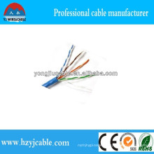 Cat5e LAN Network Cable Factory Cable Price Shanghai Yiwu Factory Best Quality CCA Cu