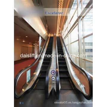 Escaleras mecánicas de elevación de 35 grados de 600 mm de ancho