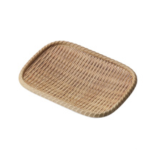 Melamina de madeira como placa / prato de sushi / placa retangular (nk13713-08)