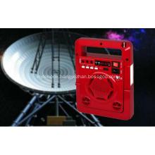 New Solar Radio Cassette With Display Portable Speaker