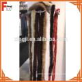Mink Fur Tail Mink Fur Trim Para Casaco