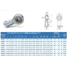 Inch Bearing Rod End Joint Thread Bearing Phsb12