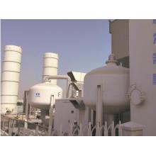 usine de générateur d'oxygène VPSA industrielle de haute pureté de qualité