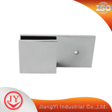 Wall Mount Brass Square Glass Bracket