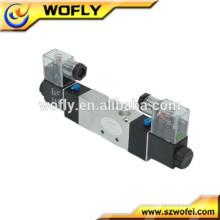 5/2 solenoid valve pneumatic air valve 12 volt
