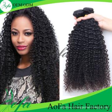 Конкурентоспособная Цена 100% Натуральных Человеческих Волос Remy