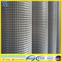 Matériau de construction Mesh métallisé soudé galvanisé (XA-421)
