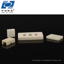 99,8% de alúmina de cerámica