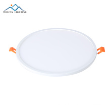 30w Wolink hot sale ultra thin surface mounted cob rgbw led panel light housing