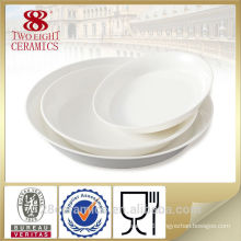 Wholesale fine royal porcelain dinning table set, cheap china dishes