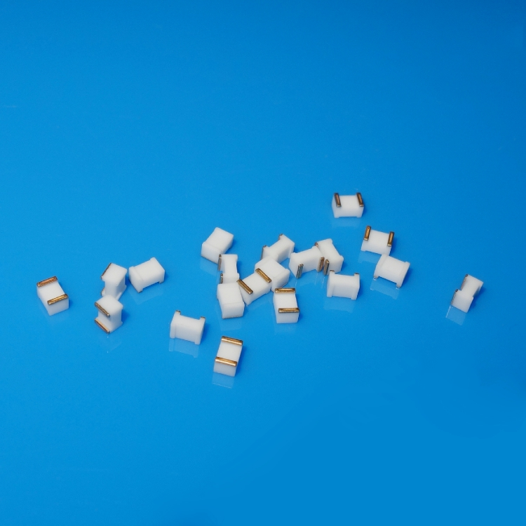 Ceramic coil base