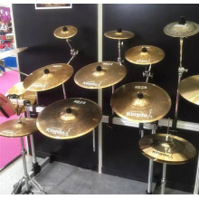 B20 Cymbales de percussions pour percussions