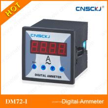 Dm72-I Ampères numériques monophasés RS 485 Communication programmable