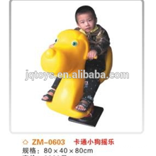 Desenhos Animados de alta qualidade rocking cavalo brinquedo rocking animal