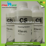 low price Eco-Solvent ink print head cleaning liquid For DX4/DX5/DX6/DX7