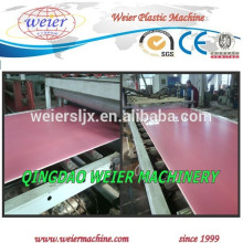 plastic co-extrusion PVC foam board extrusion machinery