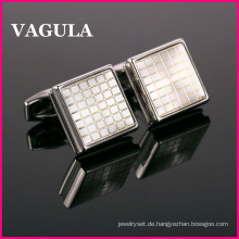 VAGULA neue Diamond Qualität Manschettenknöpfe (L51421)