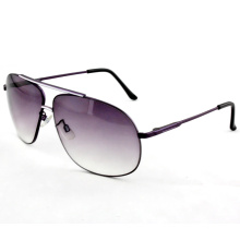 Women′s High Quality Fshion Polarized Metal Sun Glasses (14234)