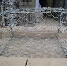 Mesh Galv.Gabion Wire Mesh Hot Dipped