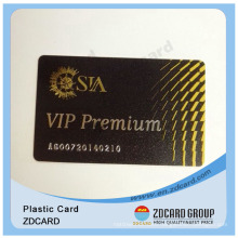 Clear Plastic Business Card\Plastic Coated Playing Cards