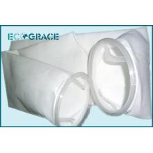 Filtro de água de esgoto não tecido pano saco de filtro líquido