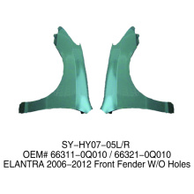 Front Fenders For Hyundai Elantra(2006-2012)