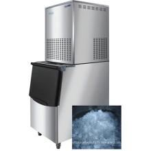 Biobase Hot Sale Automatique à double système Flake Ice Maker largement utilisé dans la barre, la maison, le laboratoire ou le médicament