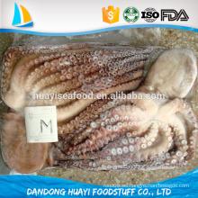 Uno de los más deliciosos mariscos de alta calidad IQF congelado pulpo