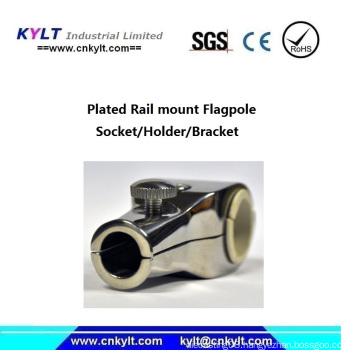 Rail Mount Flagpole Boat Socket