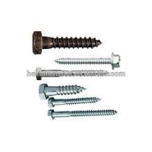 Tipos de lag de alta qualidade Screw parafuso de madeira st2.9-6.3