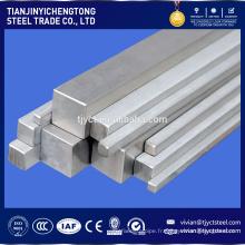 Alibaba a fabriqué la tige carrée d'acier inoxydable d'ASTM 304L