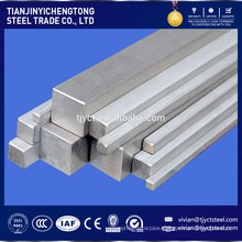 Alibaba manufactured ASTM 304L stainless steel square rod