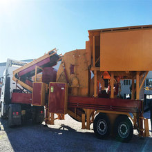 Portable Impact Crusher Plant For Sale