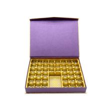 custom design printing luxury rigid cardboard packaging box gift box chocolate box packaging