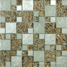 288X288mm Mosaic Tile with ISO9001 (AJL-AJ13)