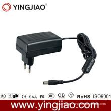 24W EU Plug Power Adaptor with CE