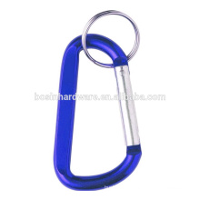 Fashion High Quality Metal Carabiner Keychain Bulk