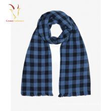 Logotipo personalizado Mujeres Chal Wool Scar suave