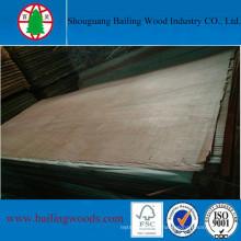 Hardwood Core Pencil Cedar Plywood for Furniture