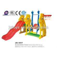 Hotsale Kinder im Freien Plastikspiel-Rohrrutsche