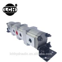synchronous motor forklift hydraulic oil hydraulic gear pump