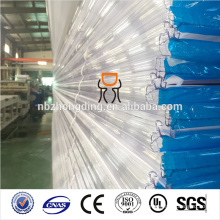 hot sell polycarbonate U-lock sheet